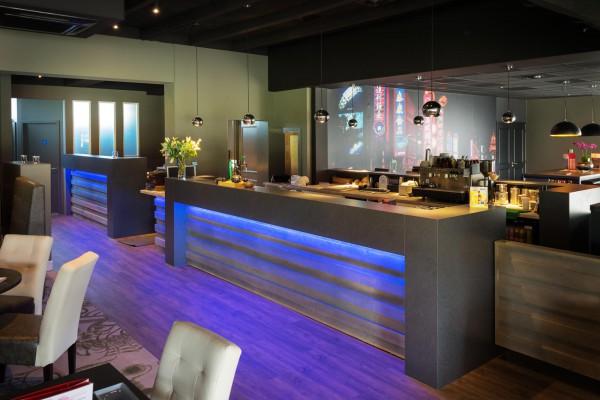 Afhaalbalie en bar